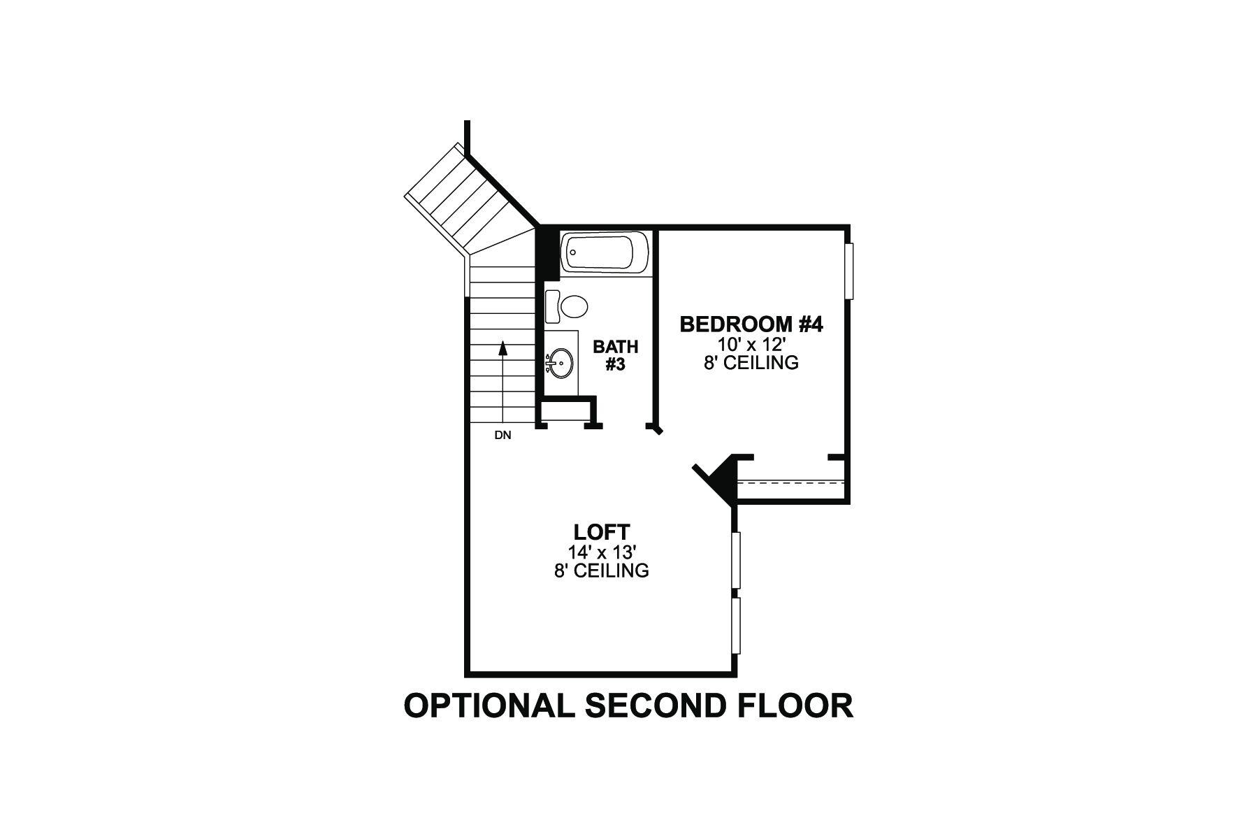 Edmonds Floorplan
