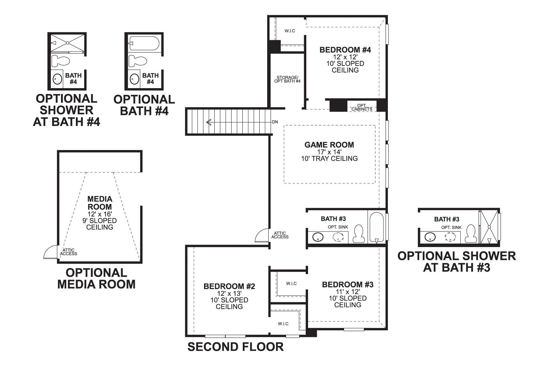 5406 Drexel SL Second Floor