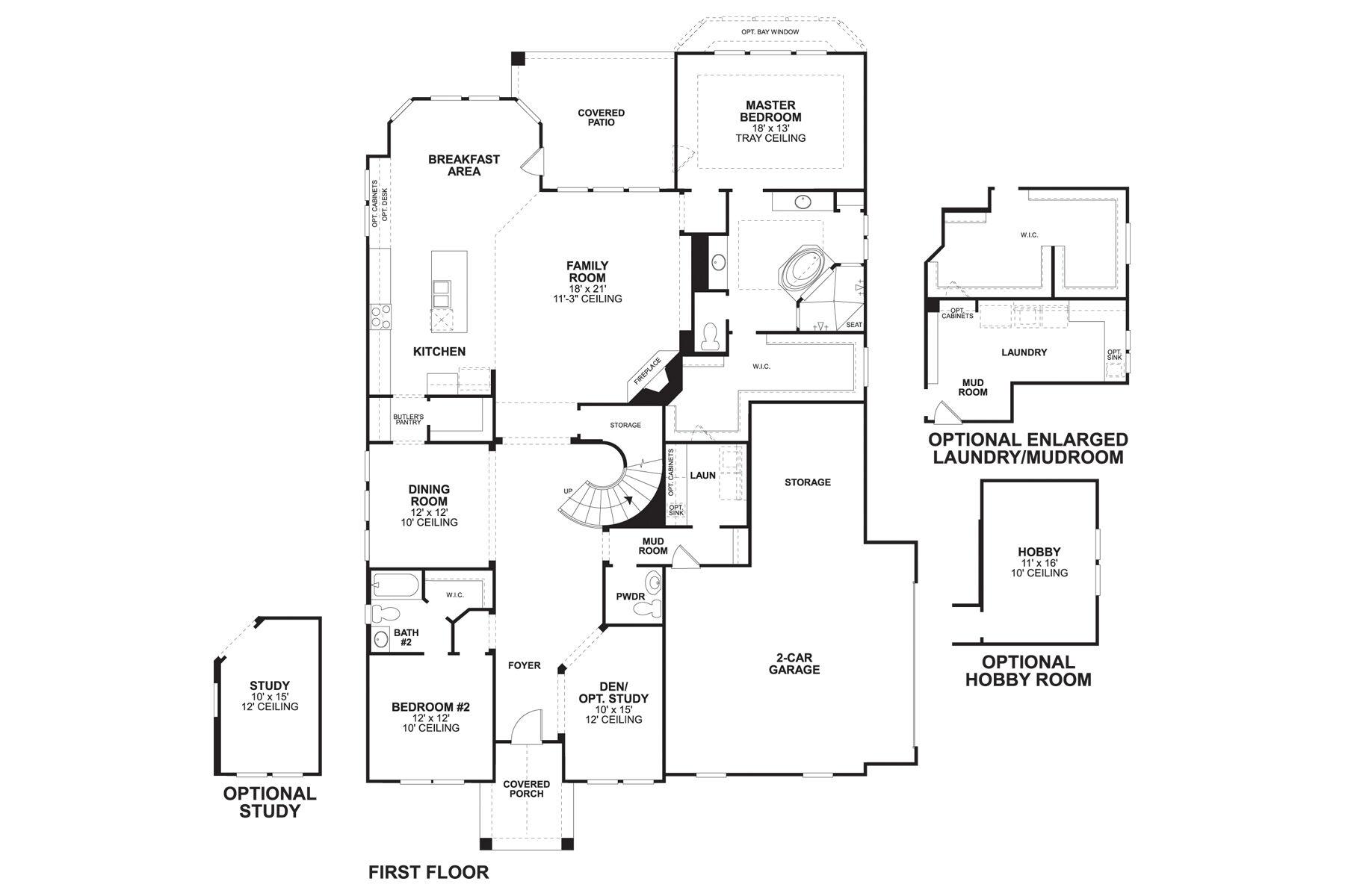 5408 Bellaire SL First Floor