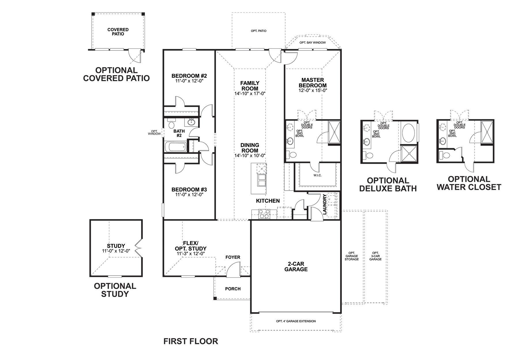 Desoto First Floor