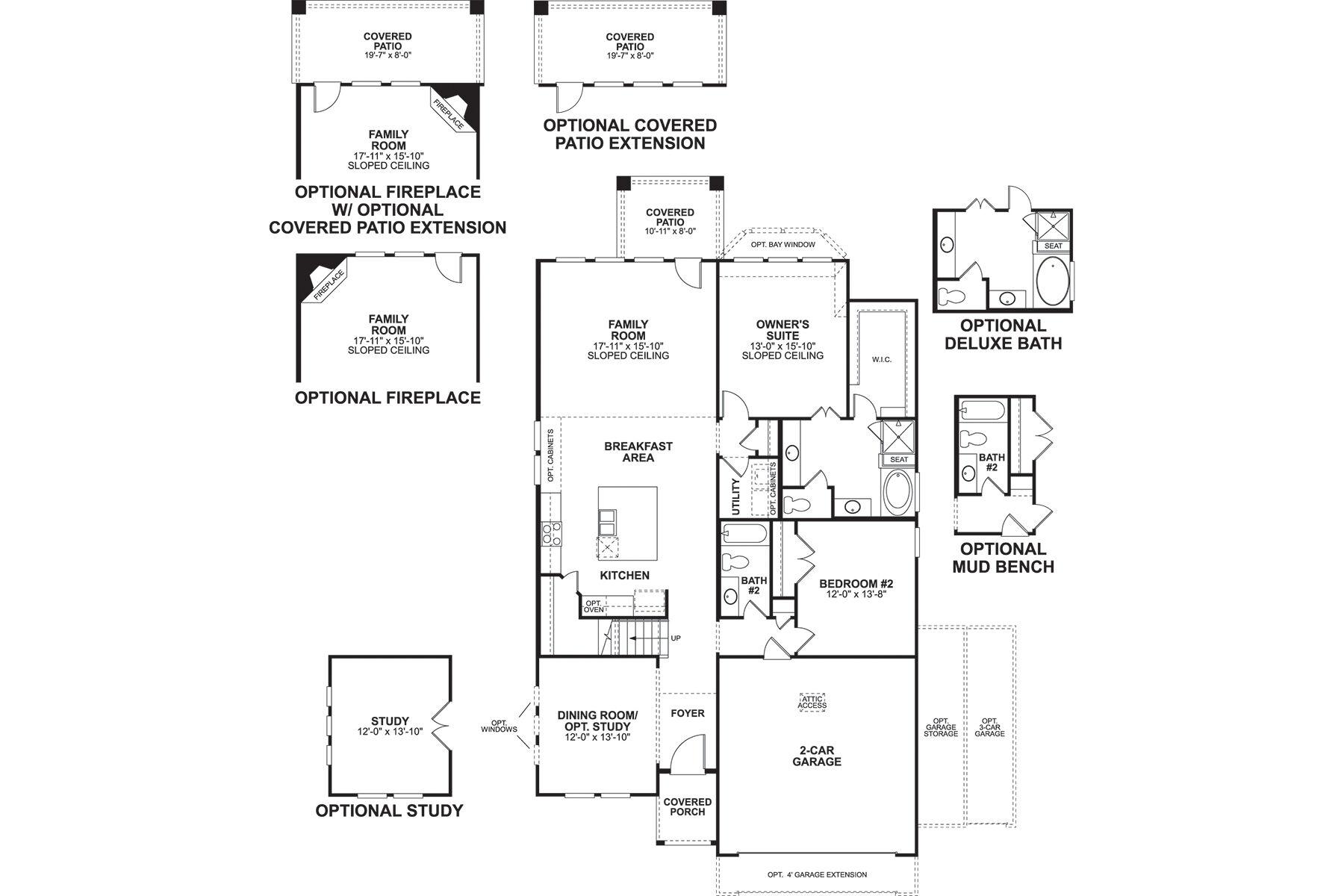 Juneau First Floor