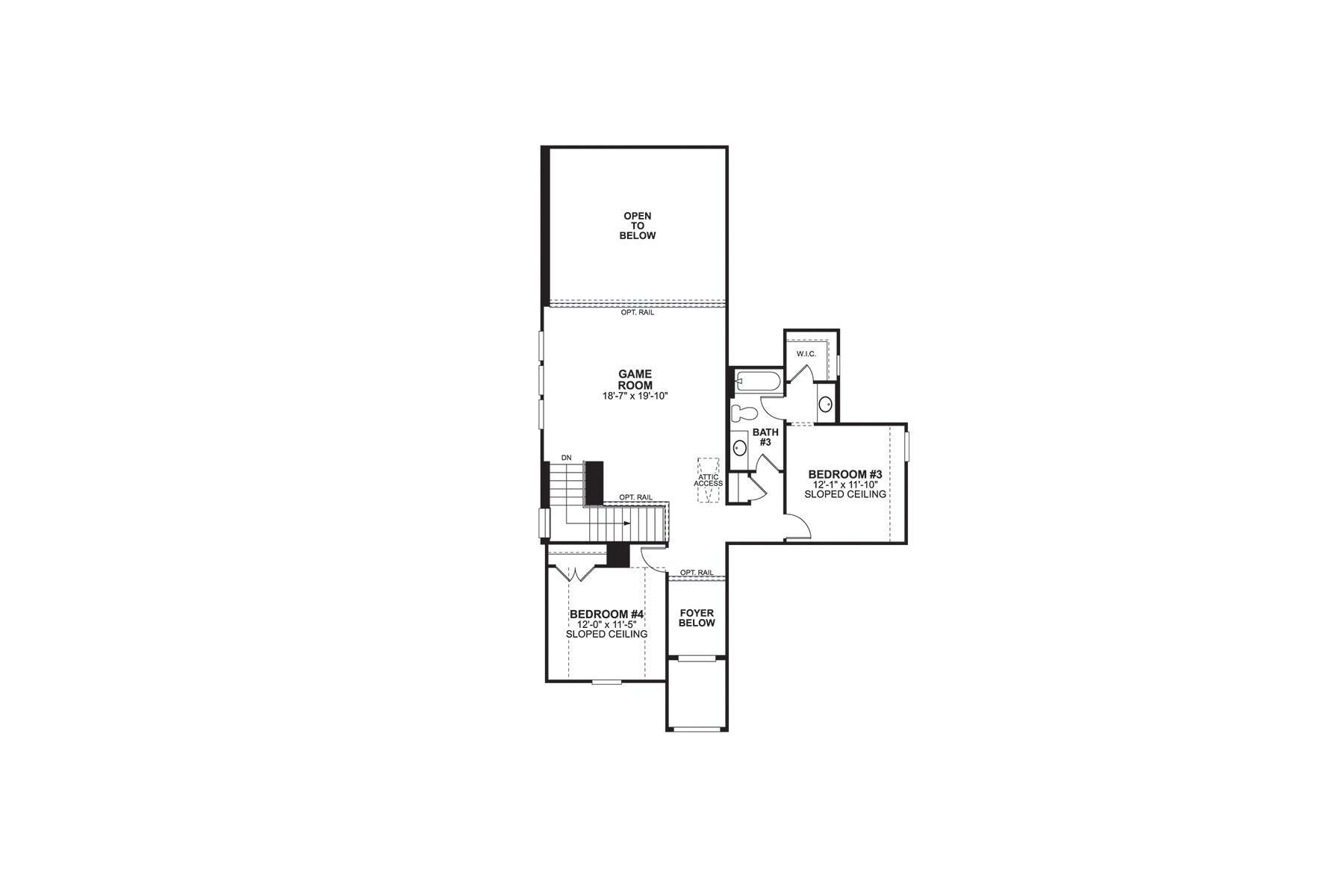 Juneau Second Floor