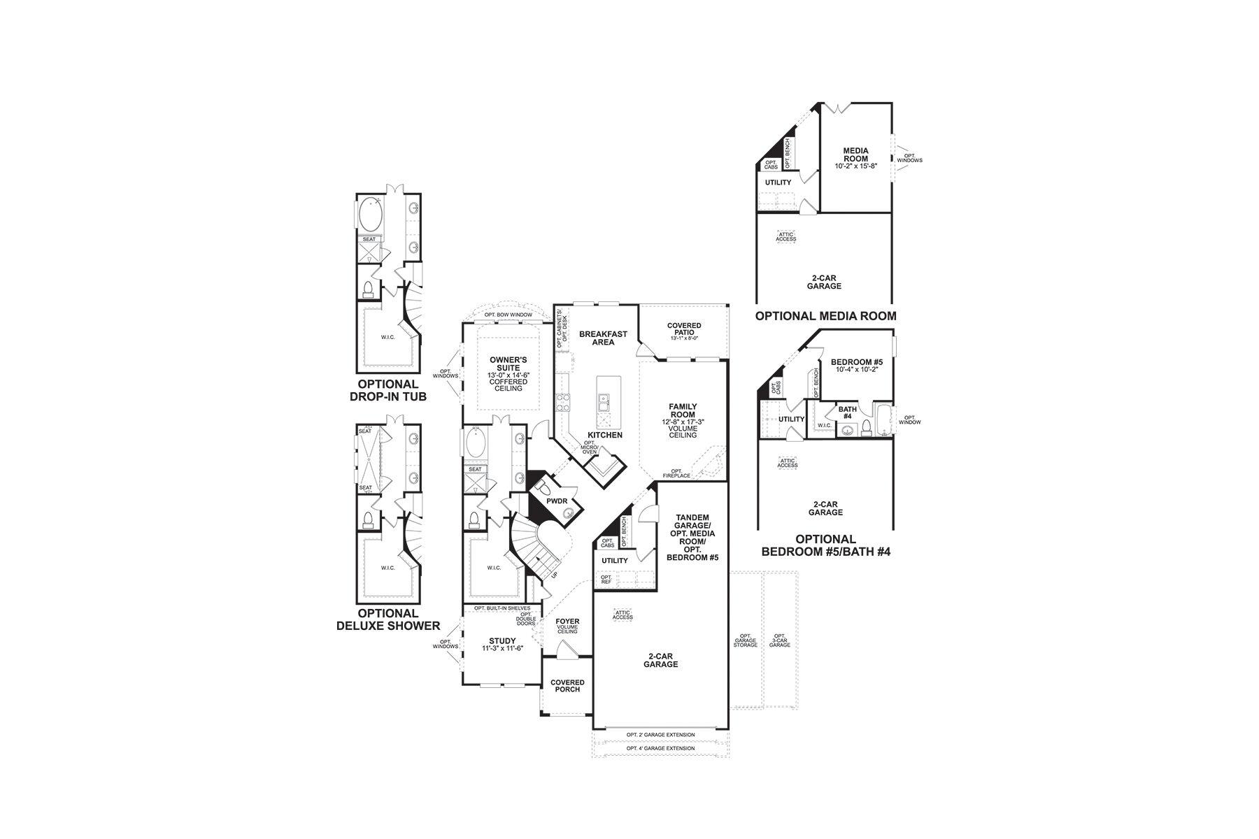 Pinehurst First Floor
