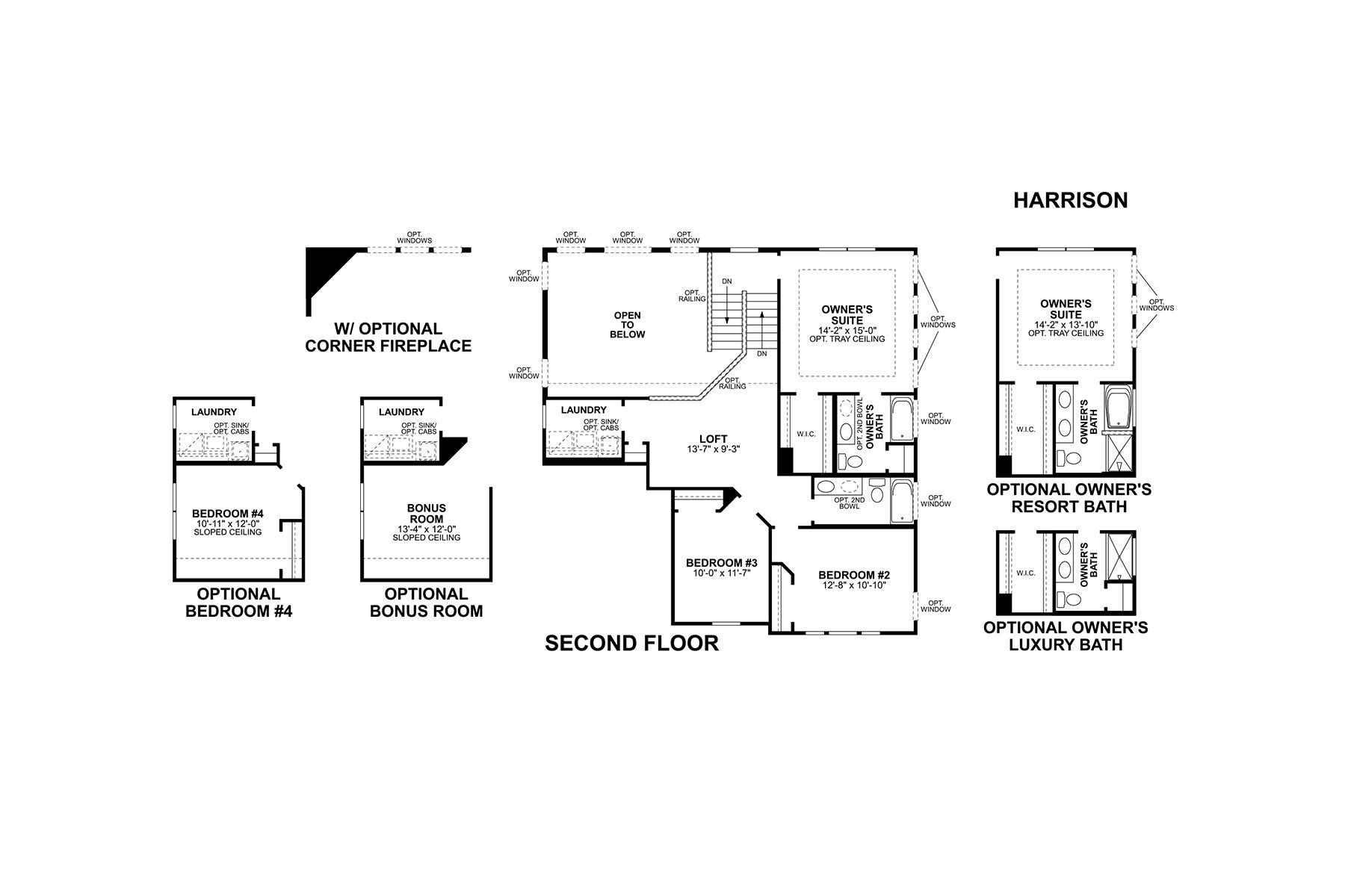 Harison Second Floor