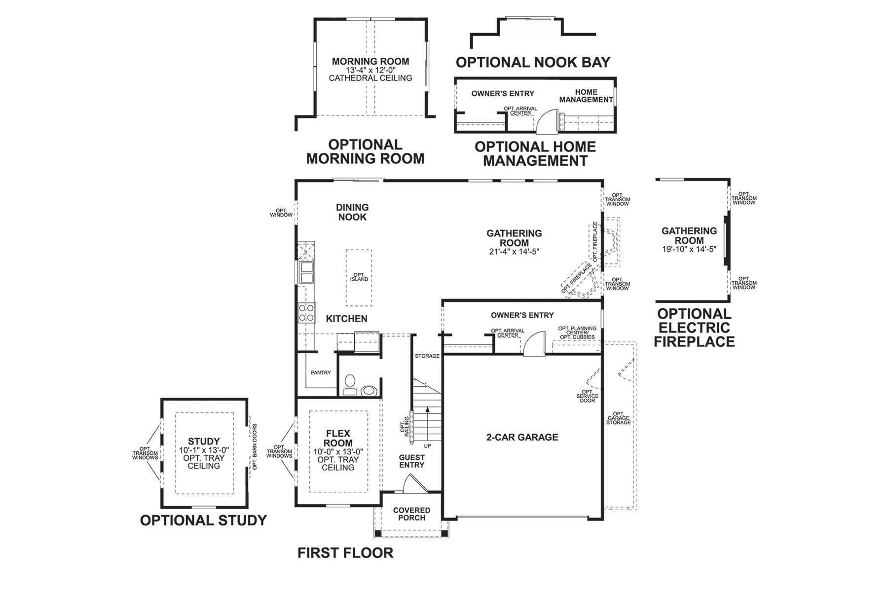 McKinley First Floor