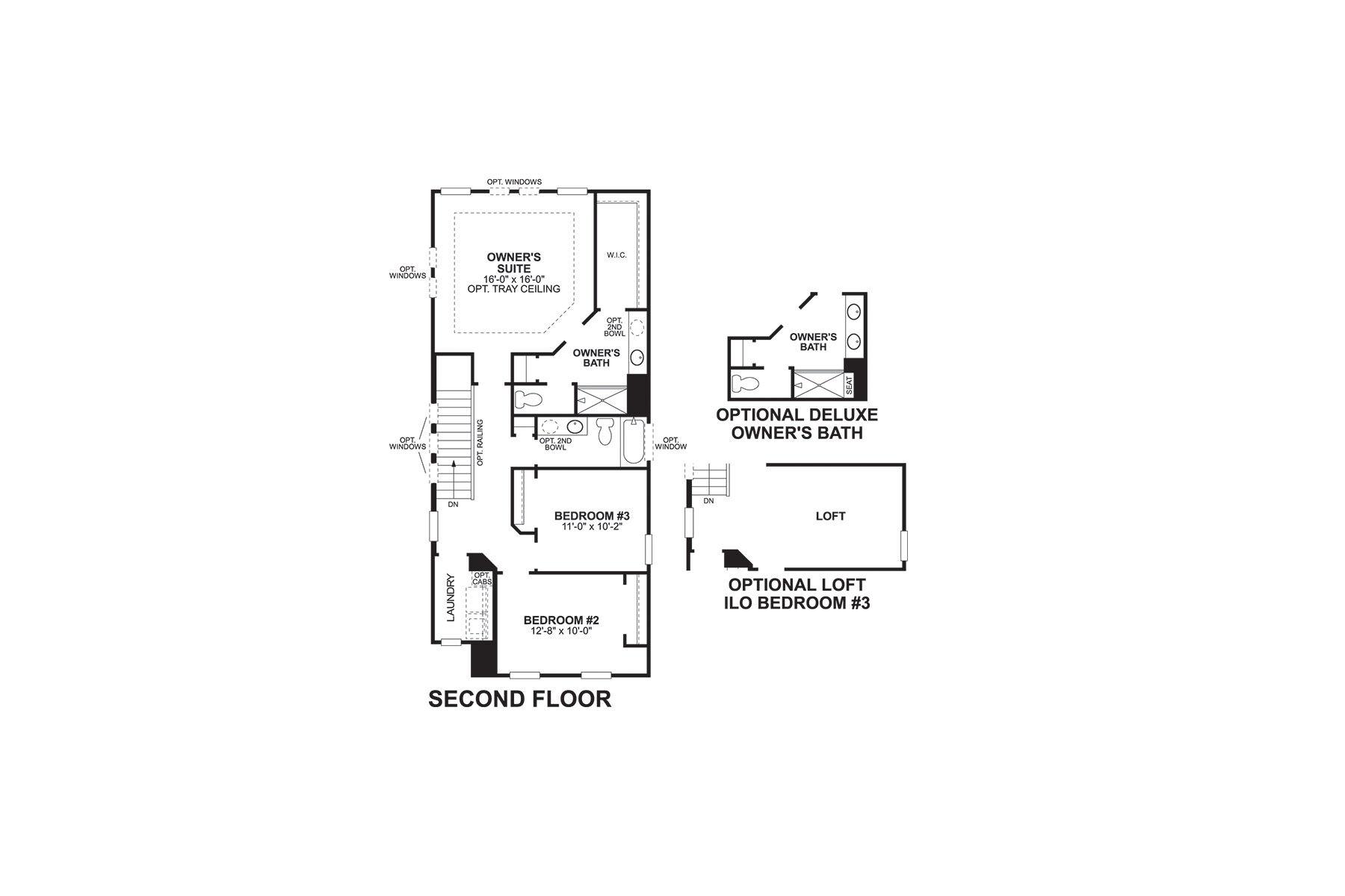 R2050 Second Floor