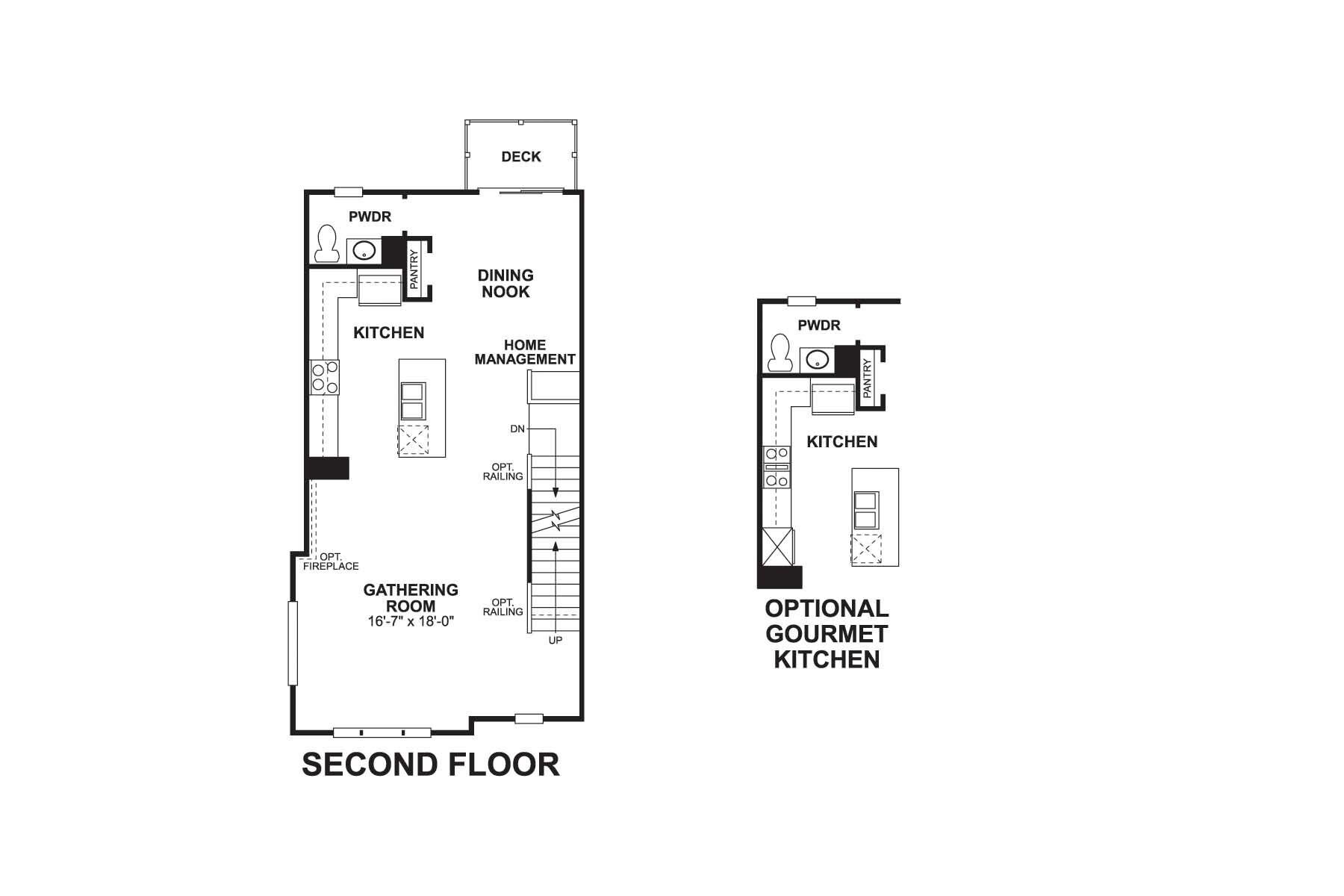 T1800 Second Floor