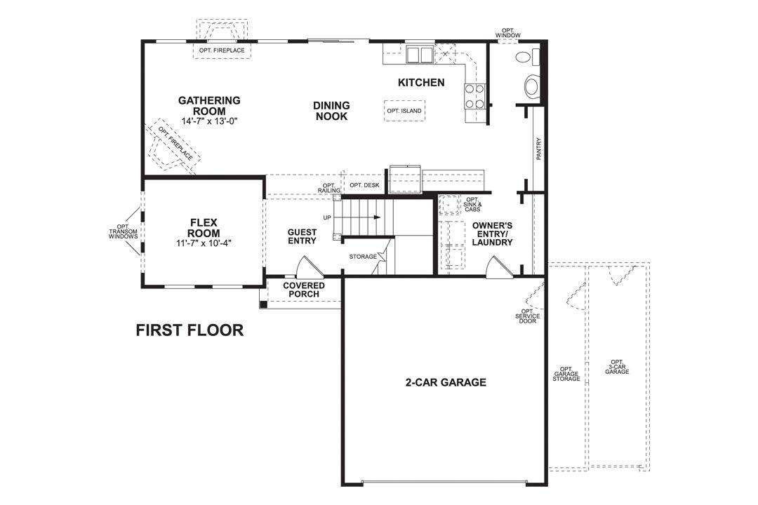 Tarkington First Floor