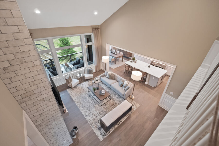Family Room View