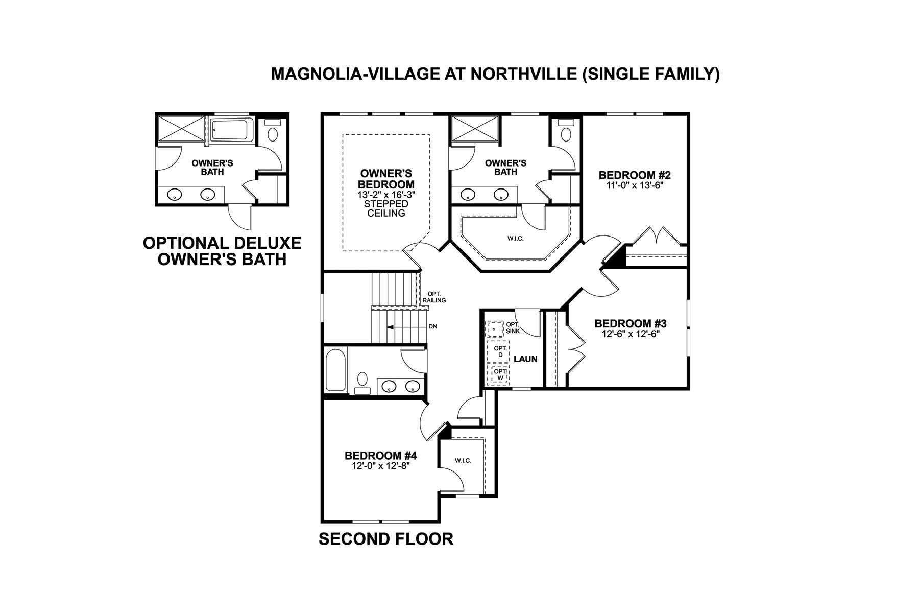 Magnolia Second Floor