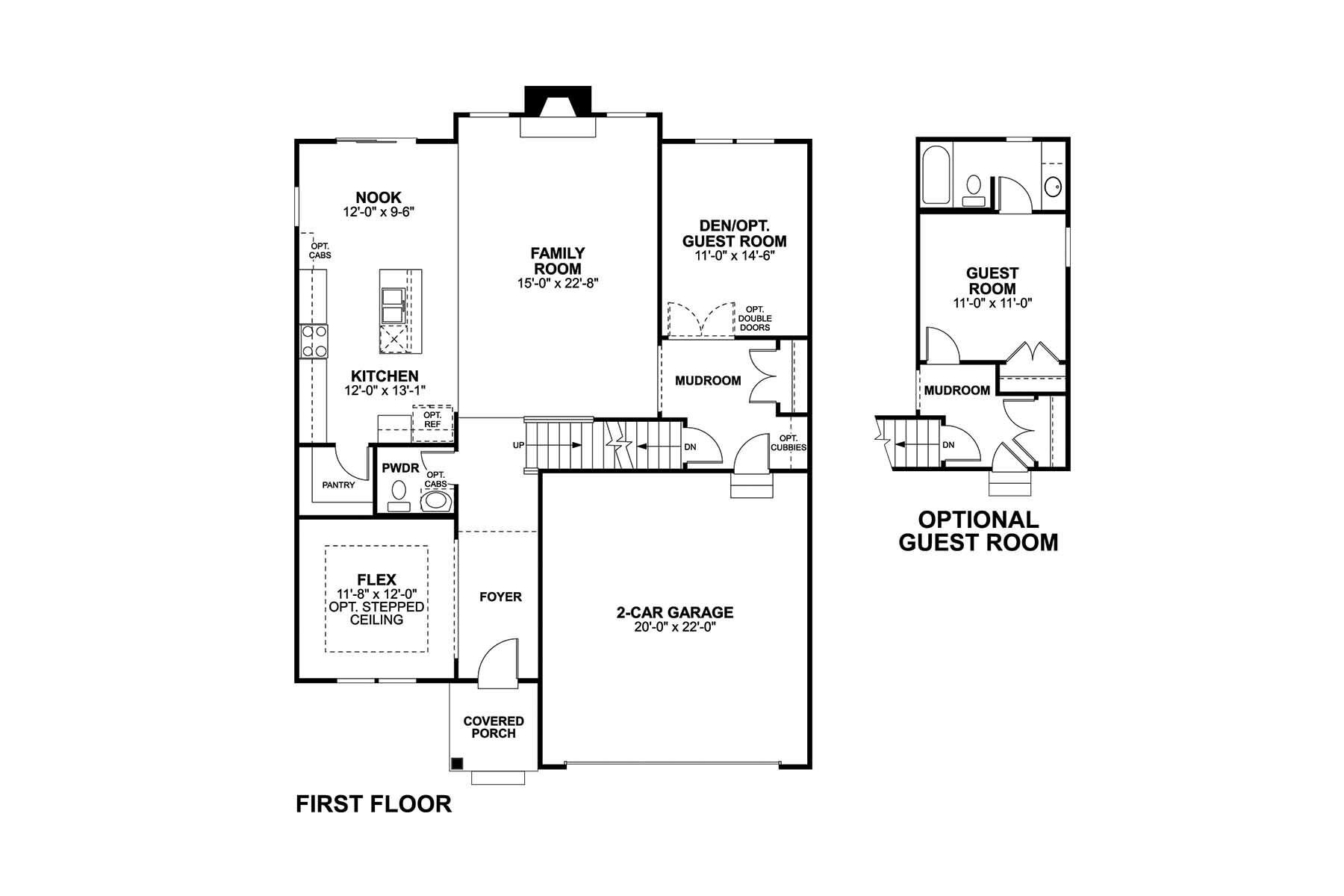 Hampton First Floor