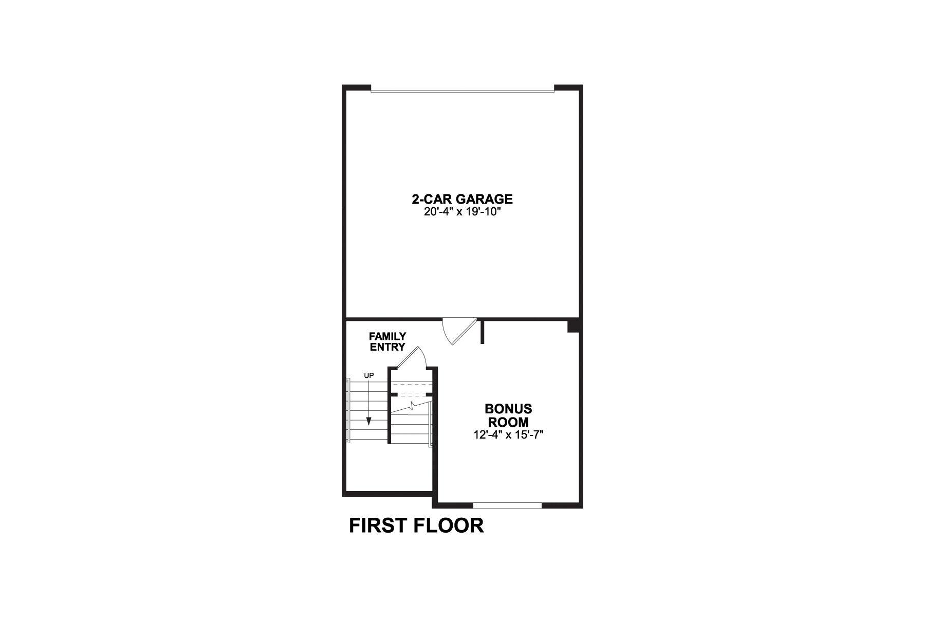Aria First Floor