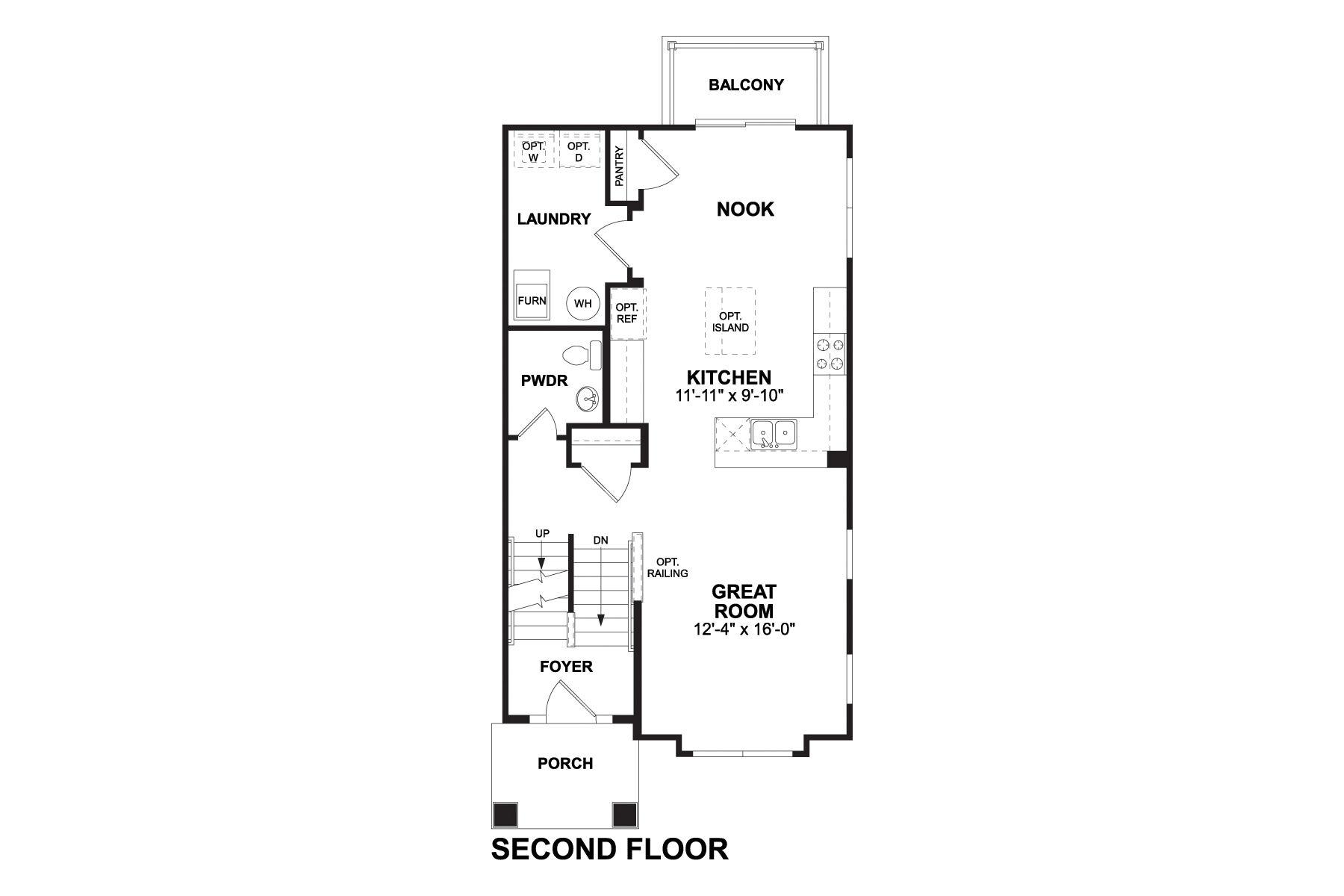 Aria Second Floor