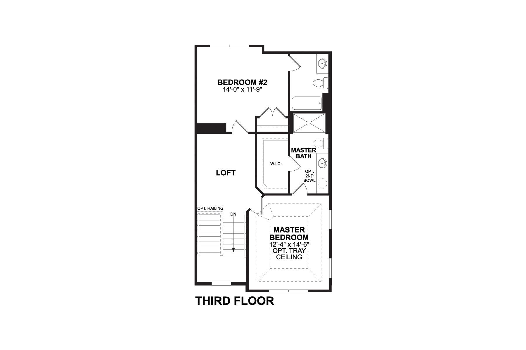 Aria Third Floor