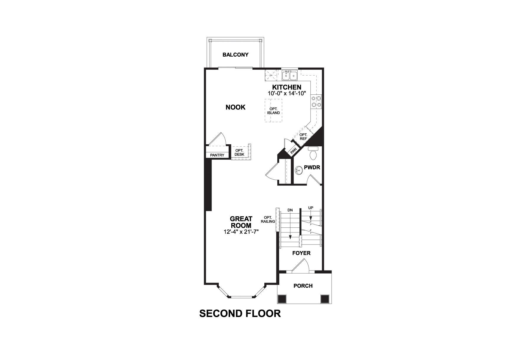 Harper Second Floor