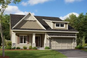 Sycamore Elevation D - Stone