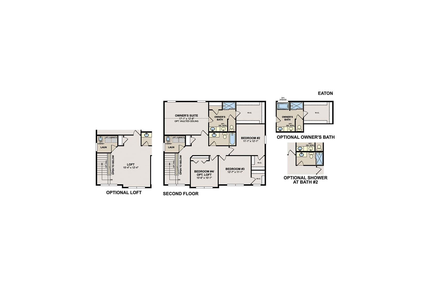 Eaton Second Floor