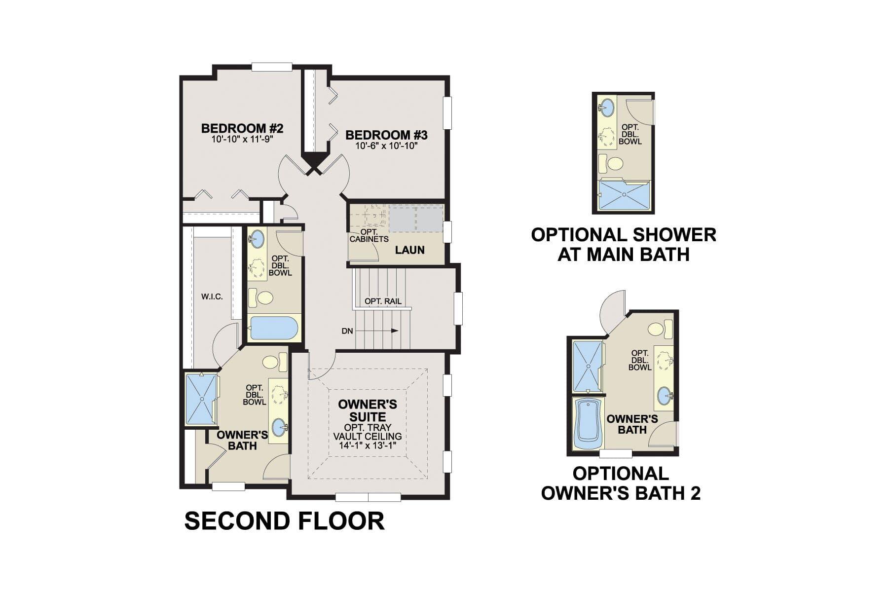 Prescott Second Floor