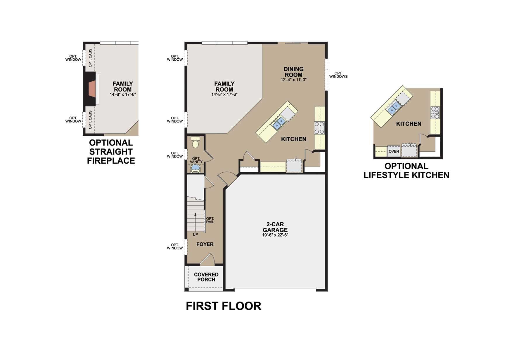 Bradley First Floor
