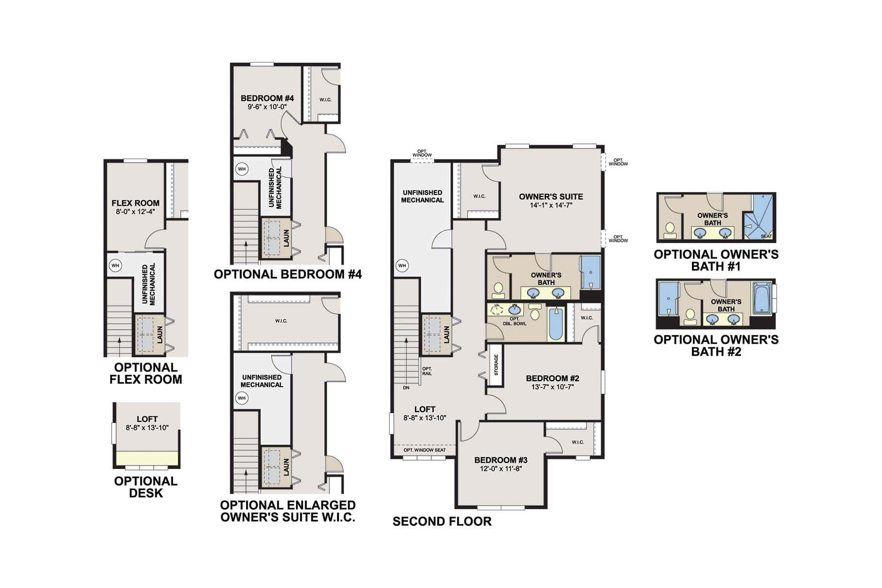 Reece Second Floor