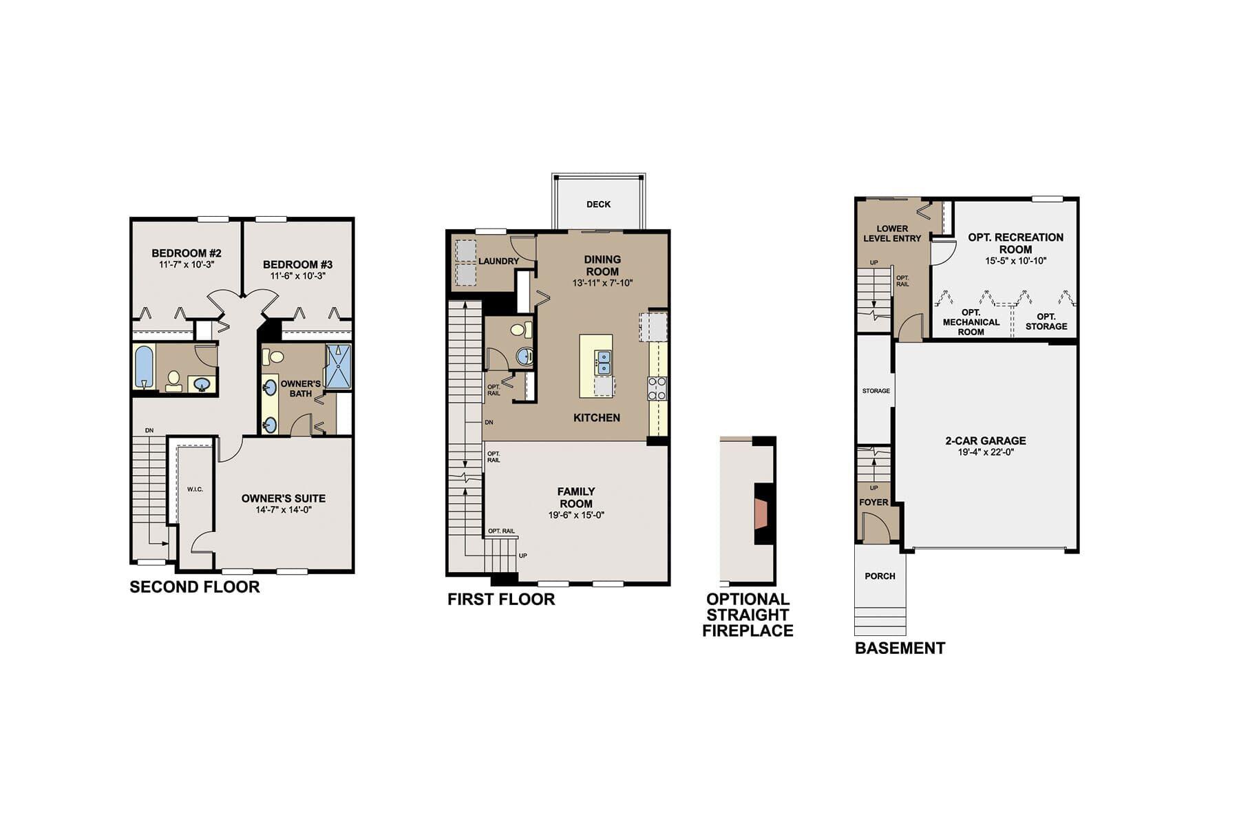 Camden Floorplan