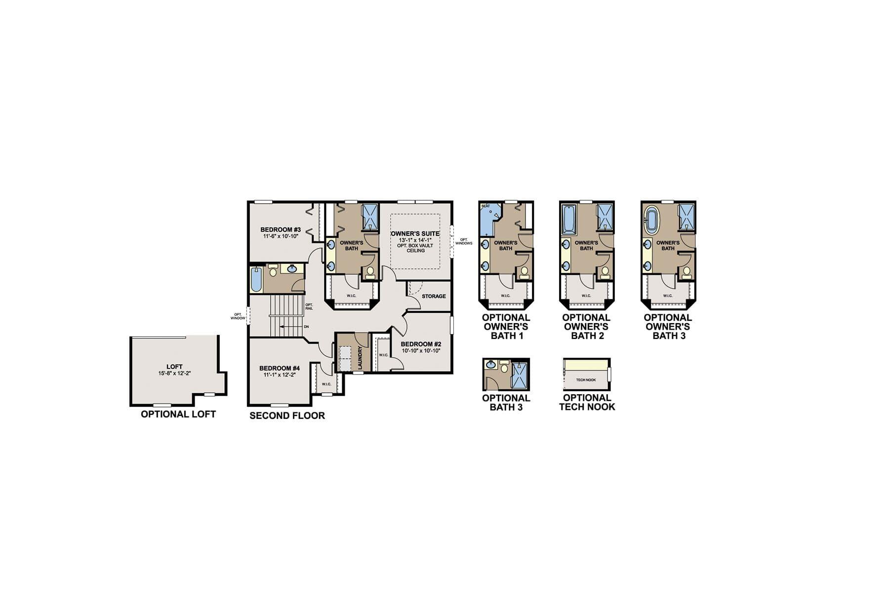 Victoria Second Floor