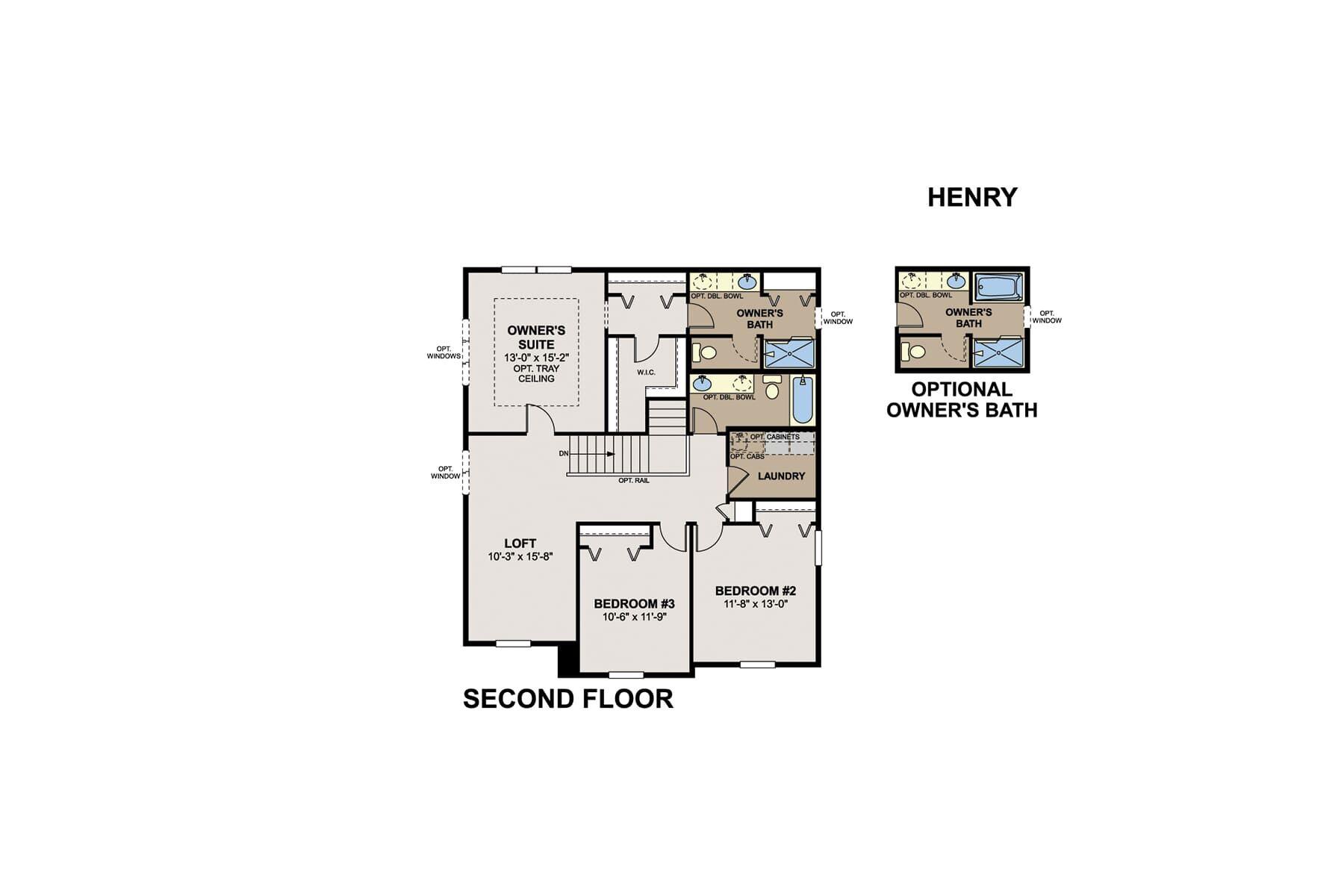 Henry Second Floor