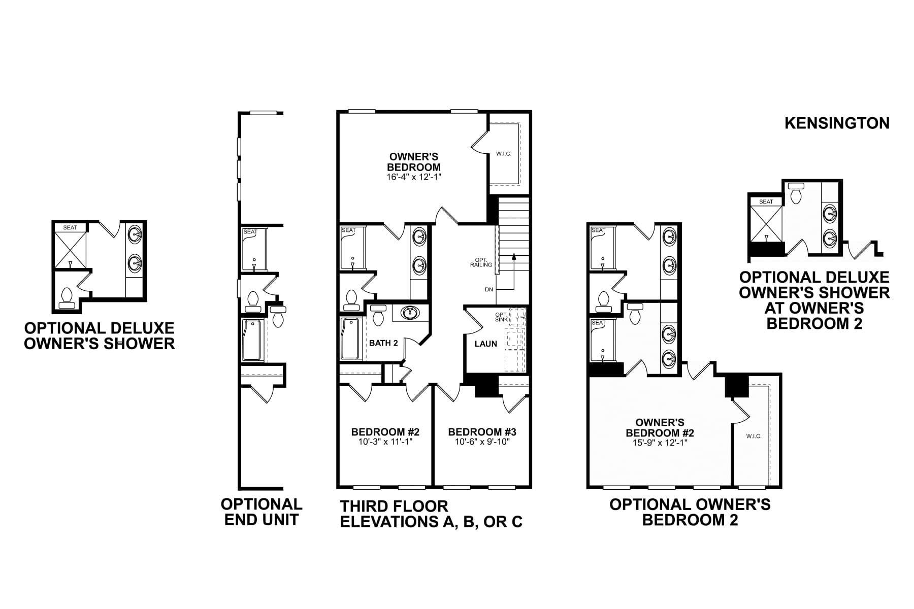 Kensington Third Floor