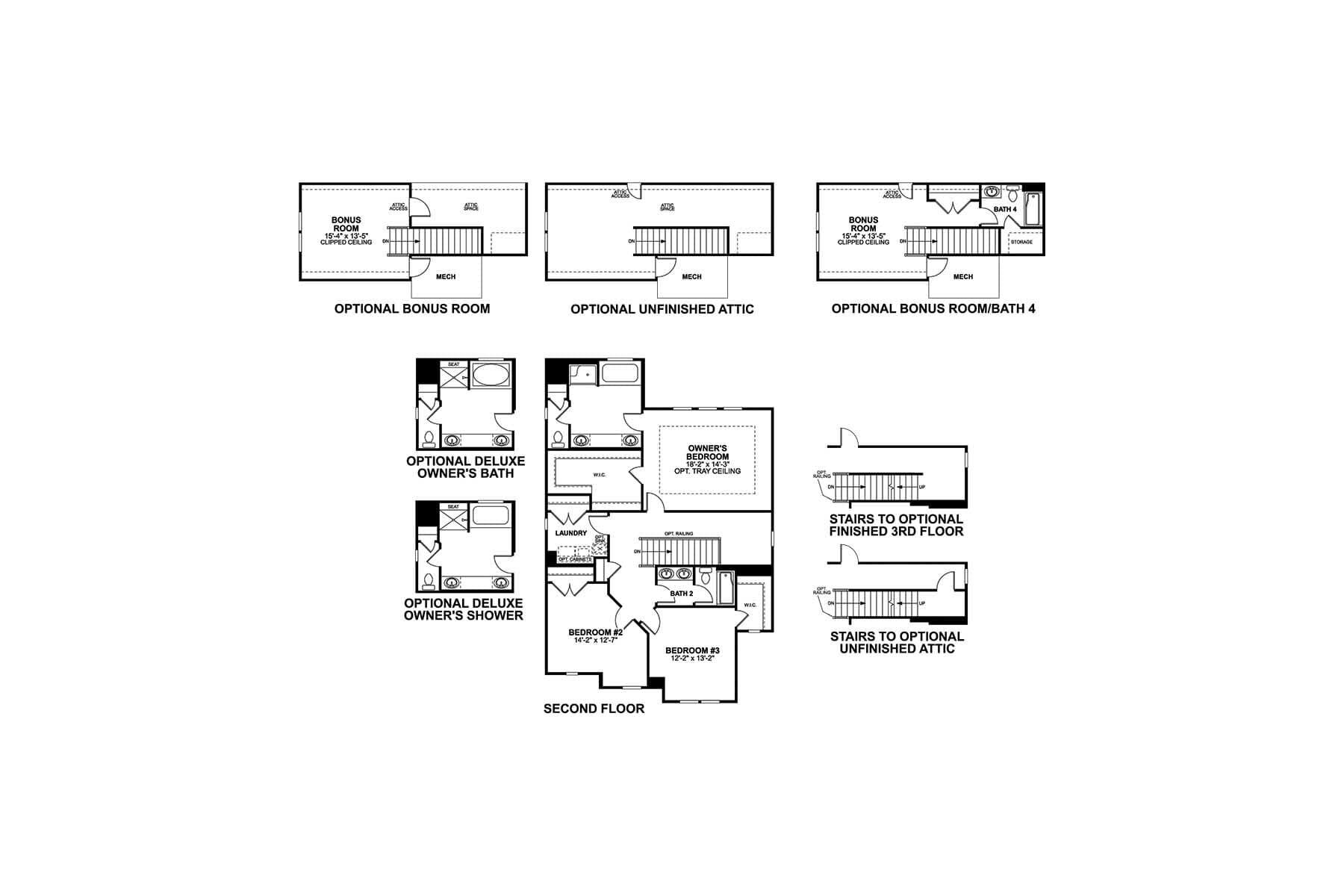 Linden II Second Floor