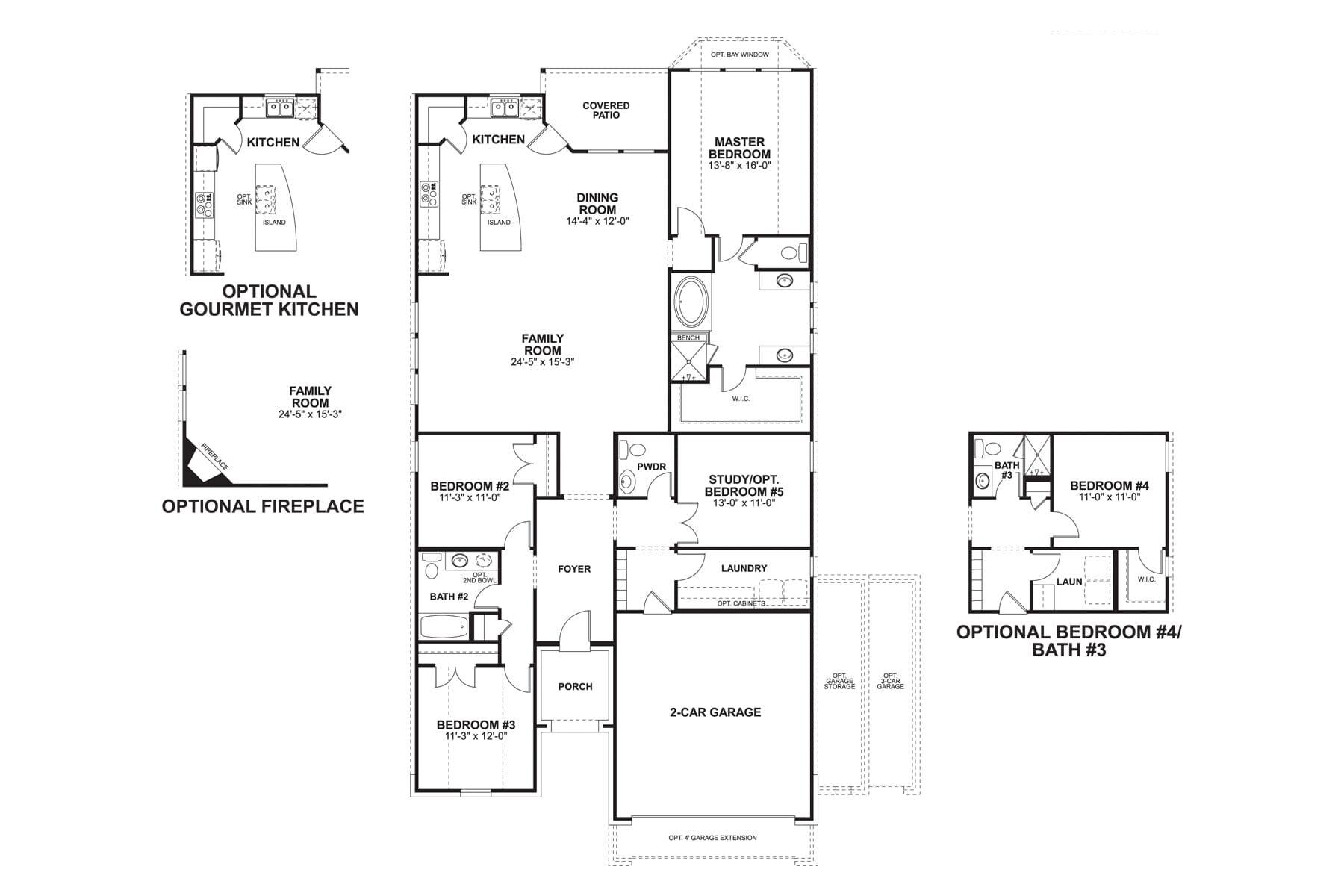 2190 Cedar Elm First Floor