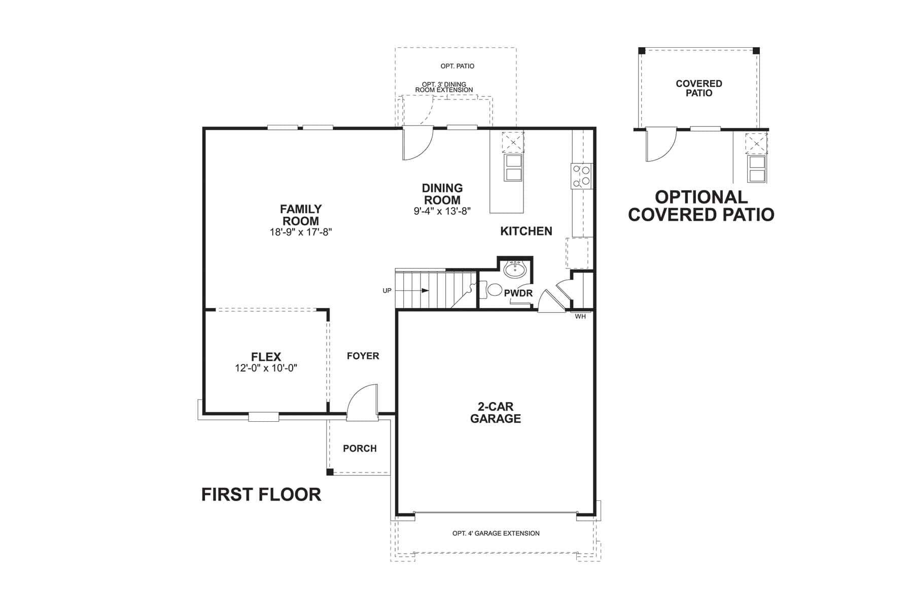 Cabot First Floor