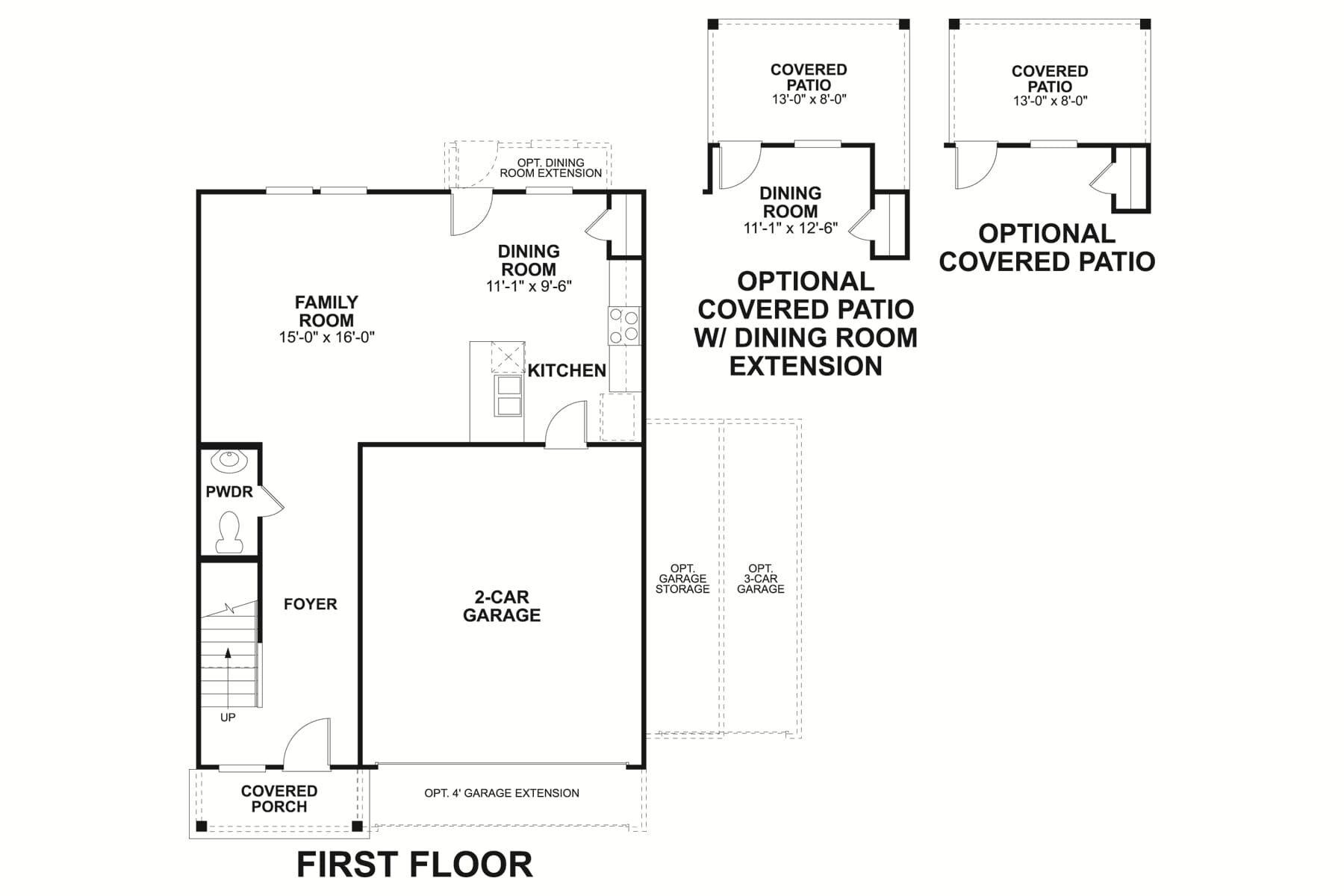 Wisteria Floorplan