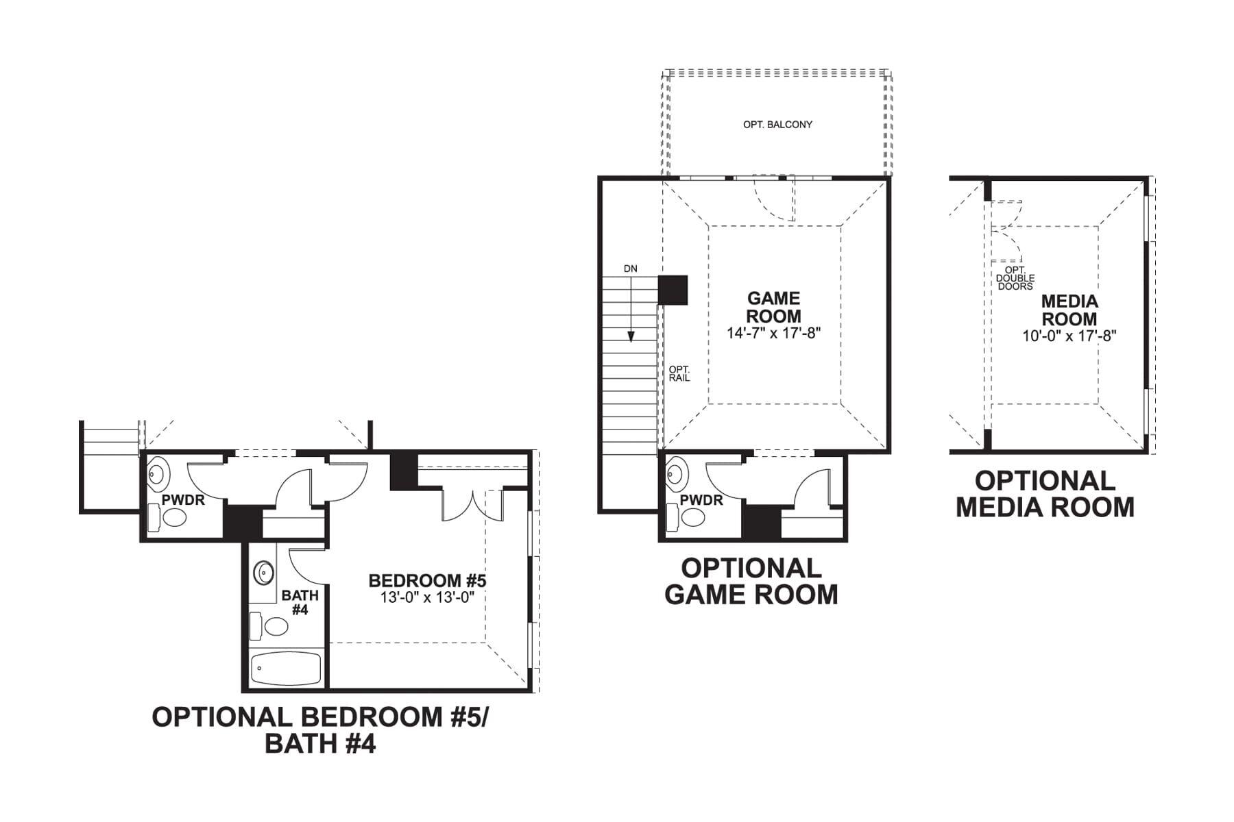 2308 Blue Bonnet II Second Floor