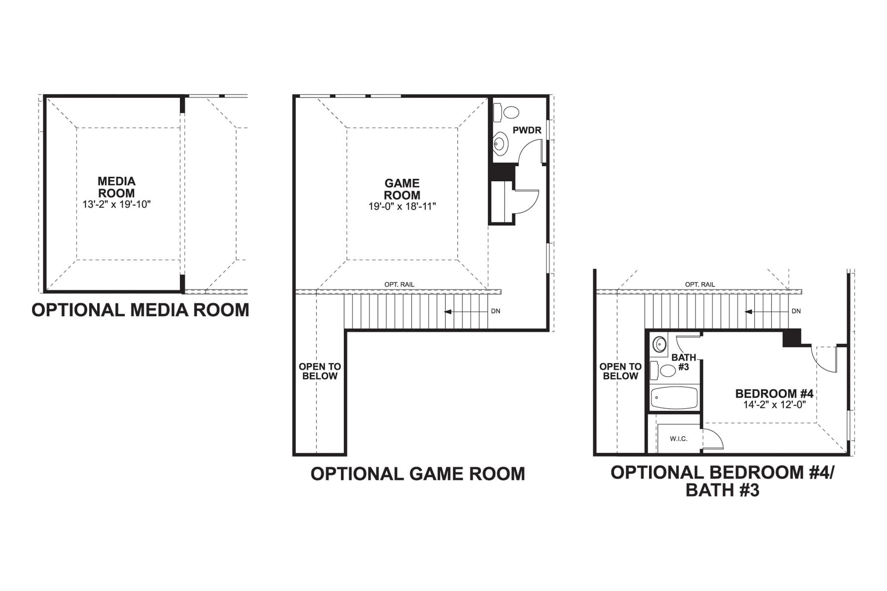 2447 Cottonwood II Second Floor