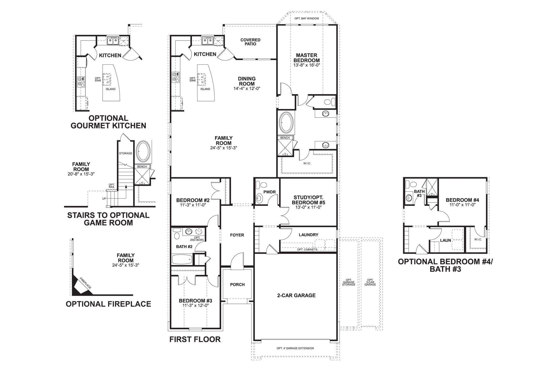 2719 Cedar Elm II First Floor