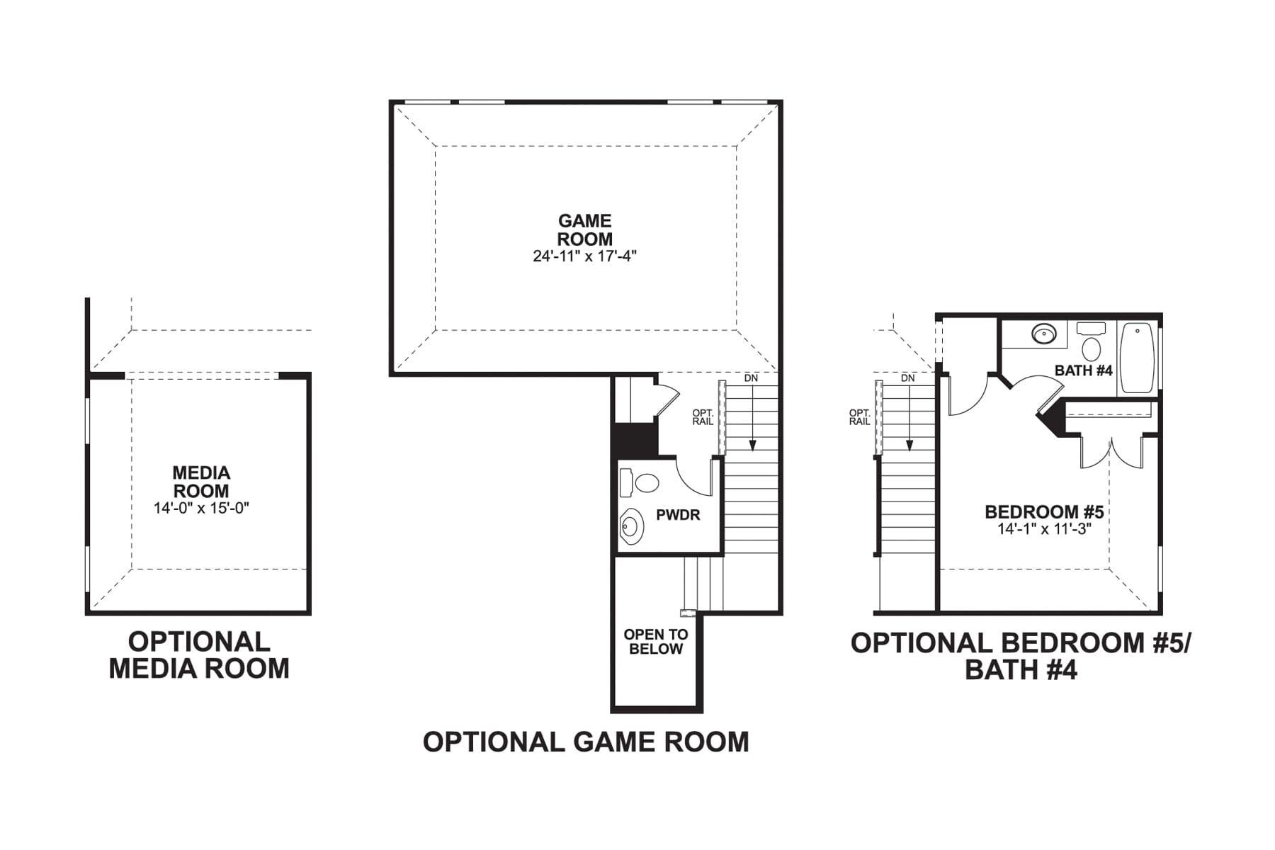 2719 Cedar Elm II Second Floor