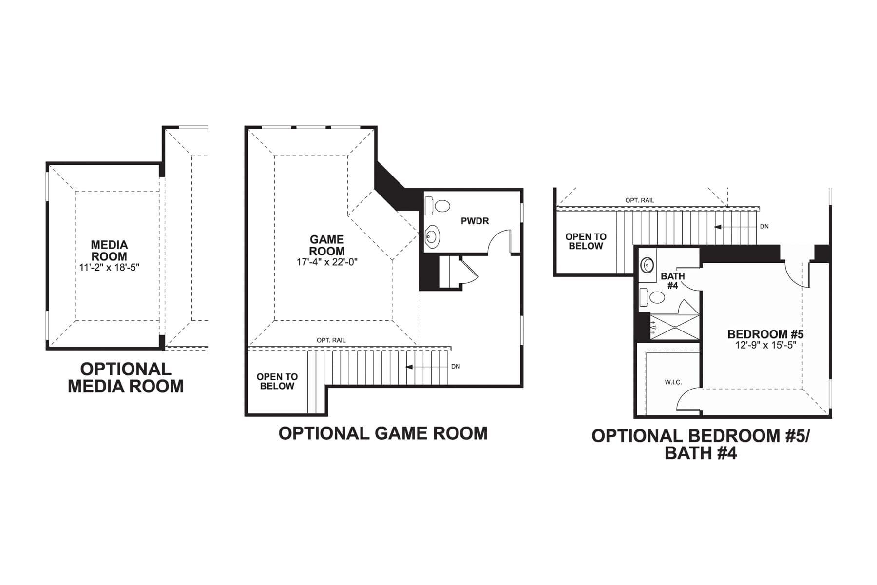 2729 Magnolia II Second Floor