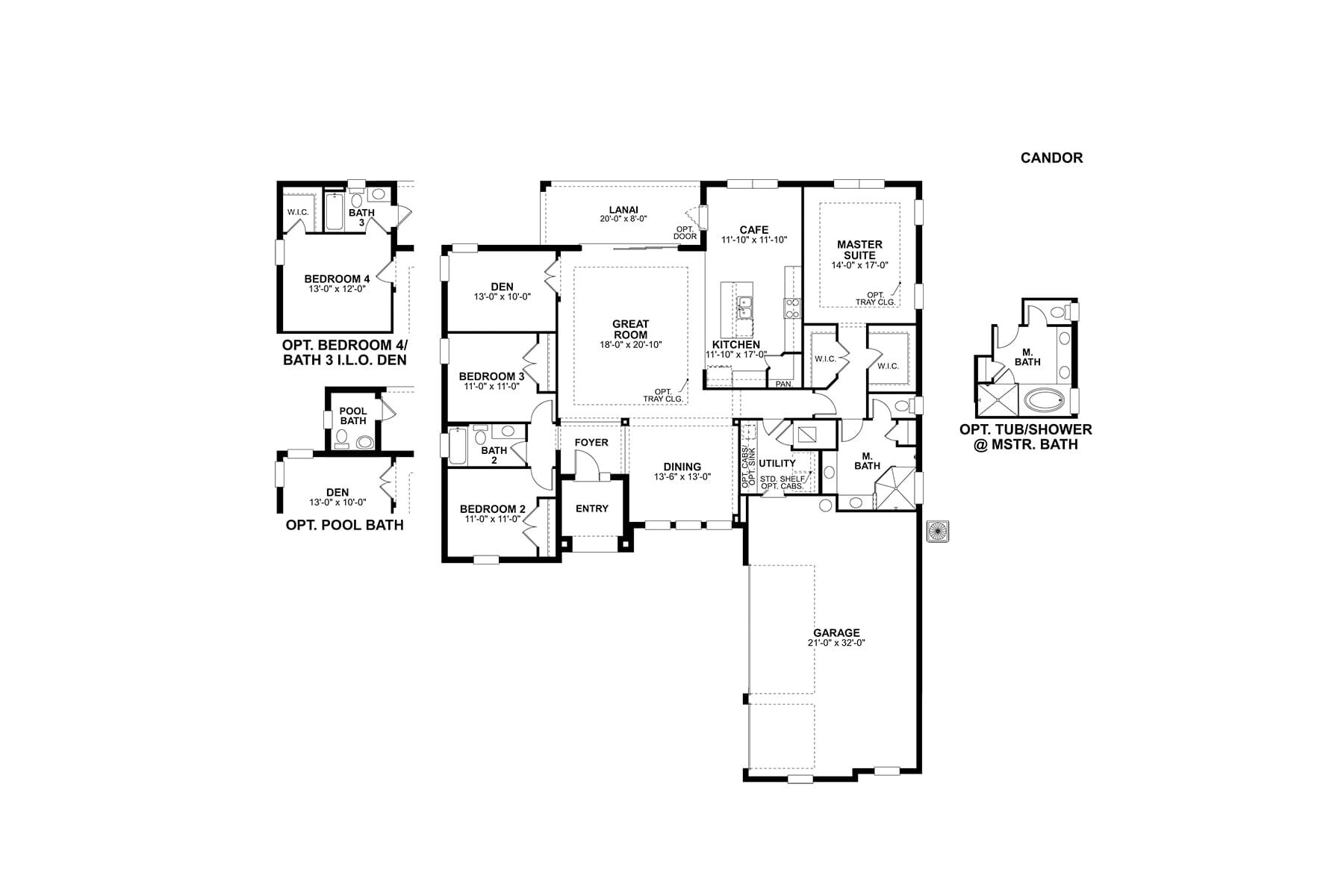 Candor First Floor
