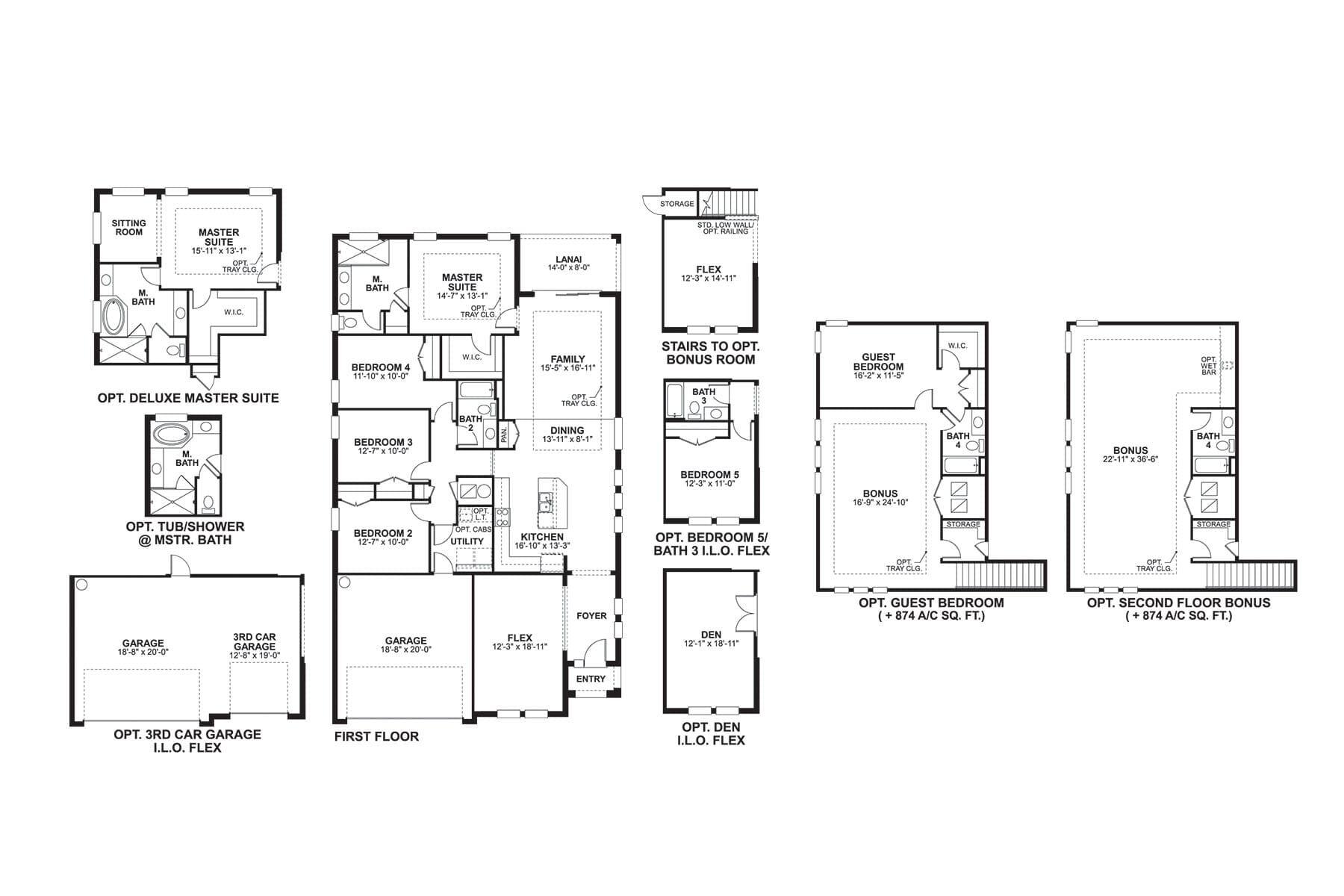 Braden Floorplan