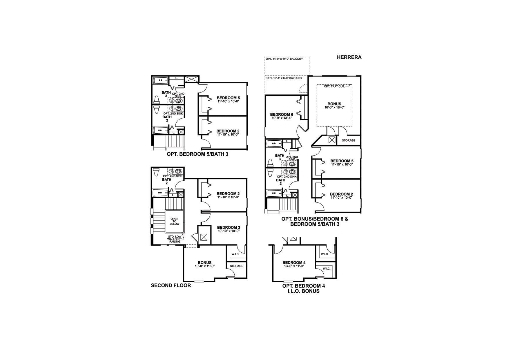 Herrera Second Floor