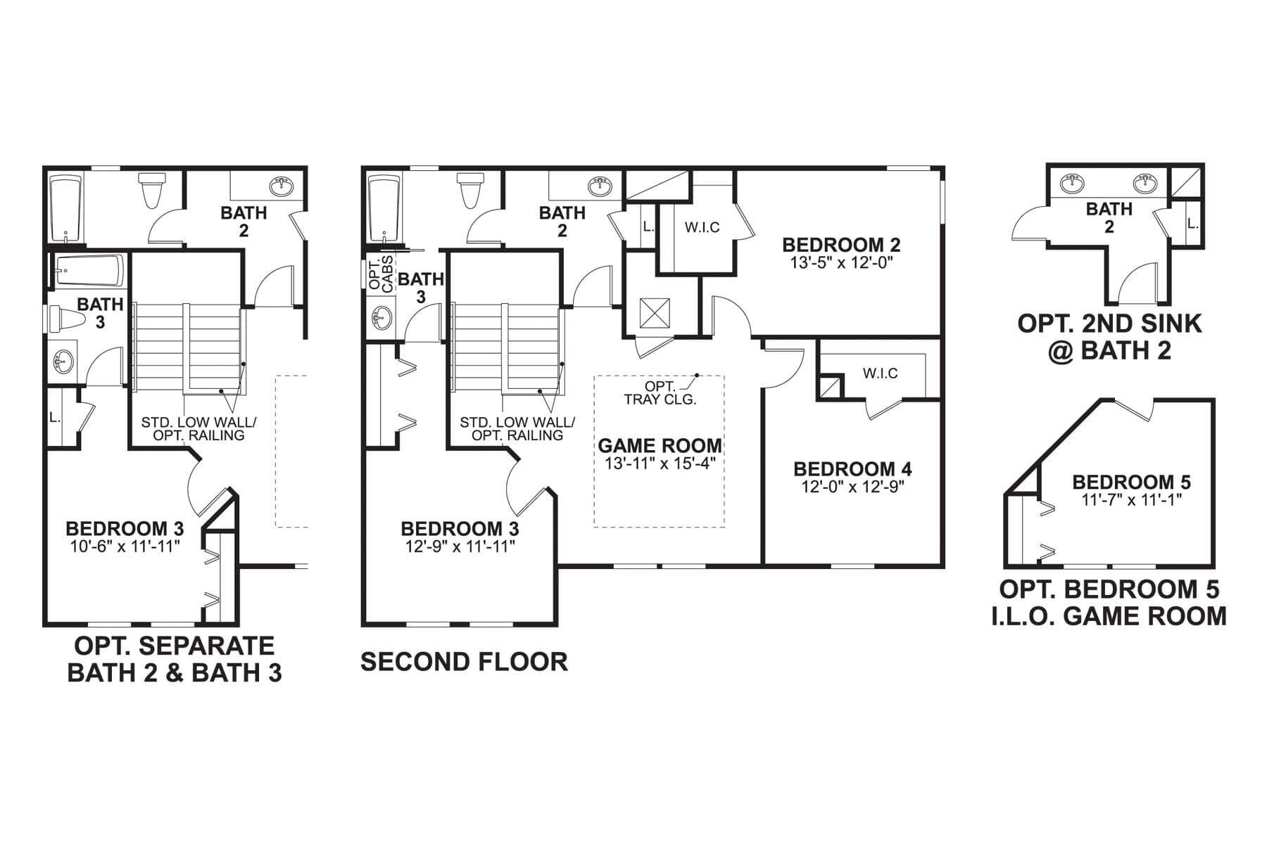 Salinas Second Floor