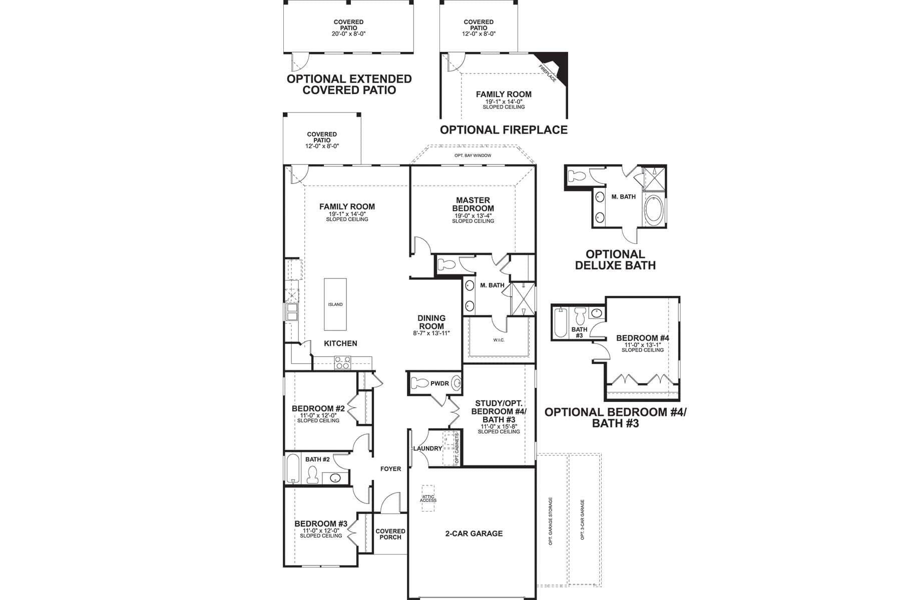 Barton Floorplan