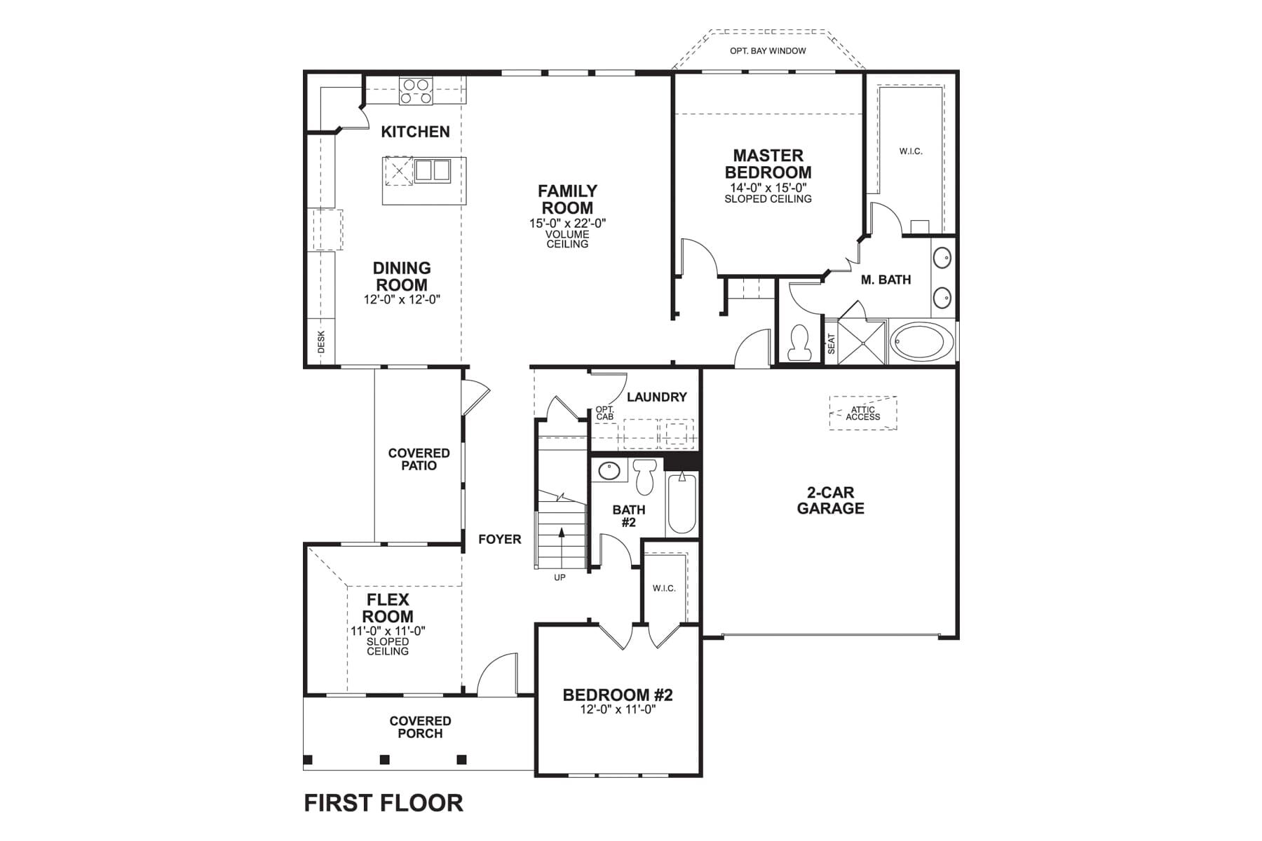 5405 Lincoln First Floor