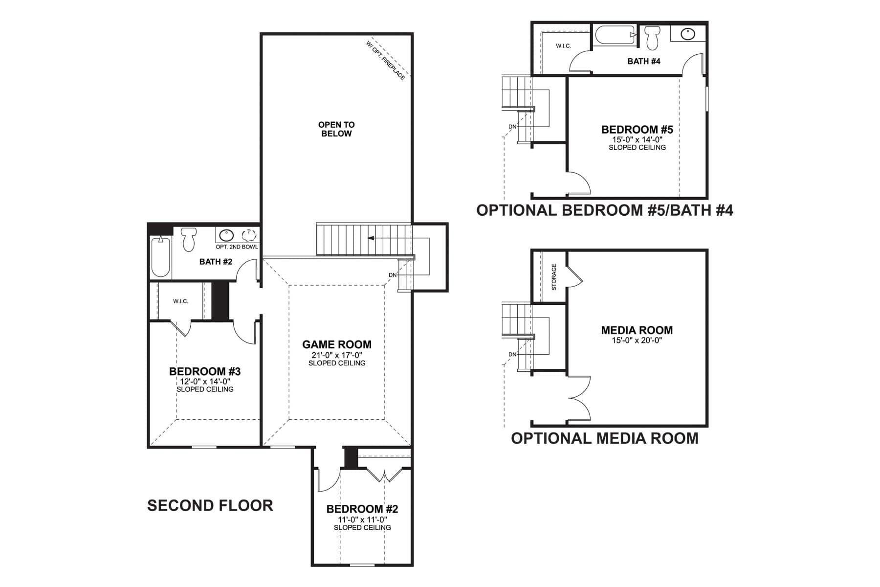 5106 Medina Second Floor