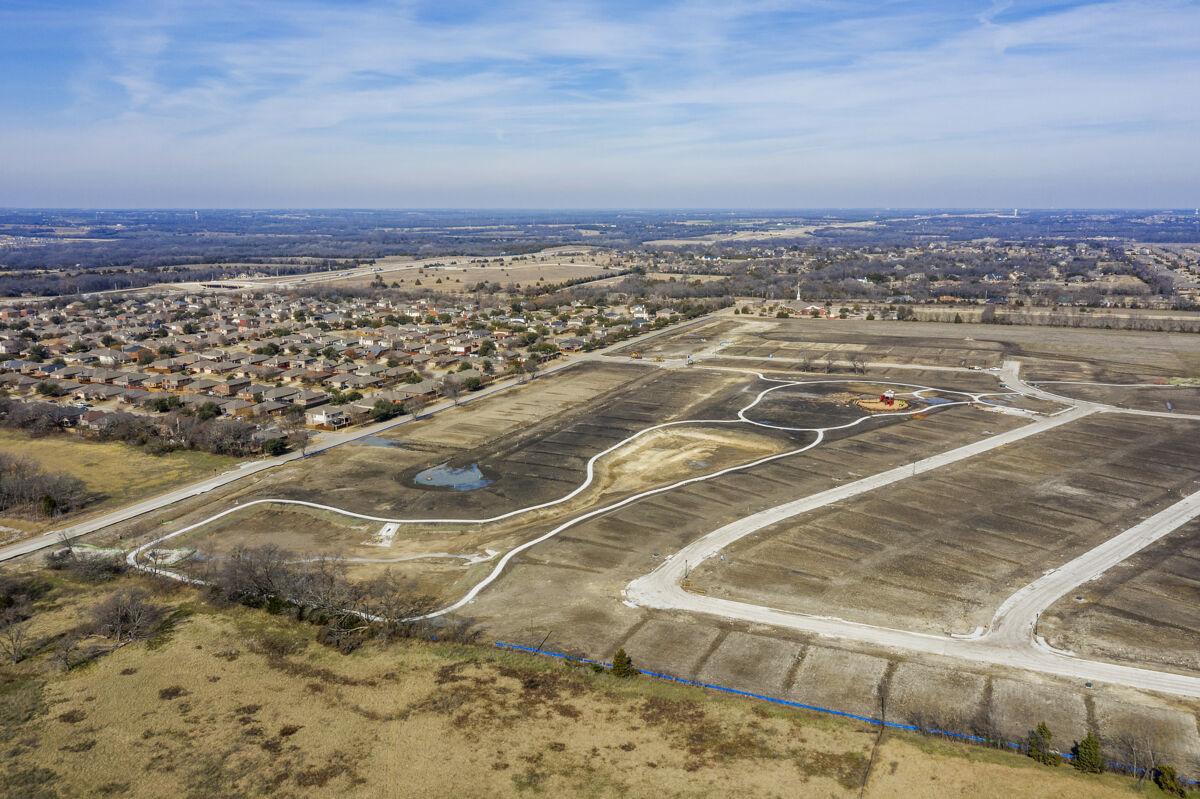 Legacy Ranch Aerial