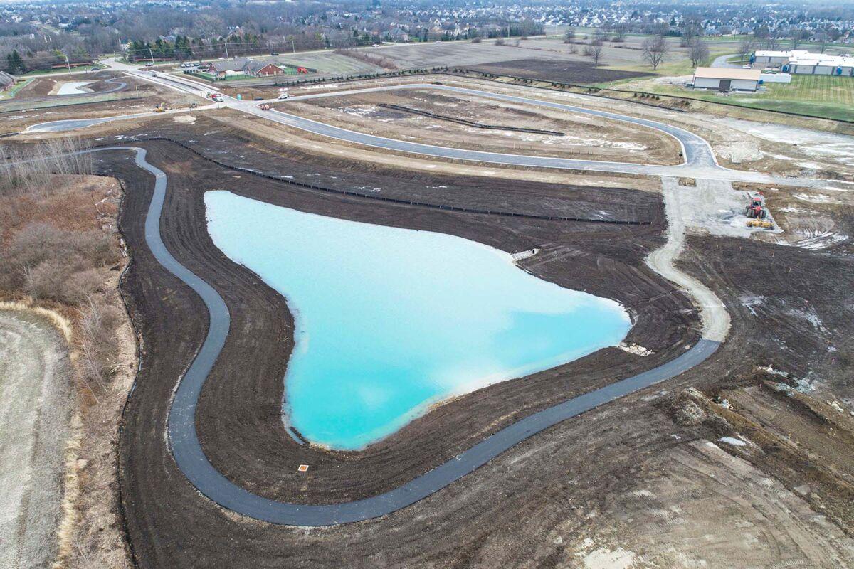 Washington Glen Aerial