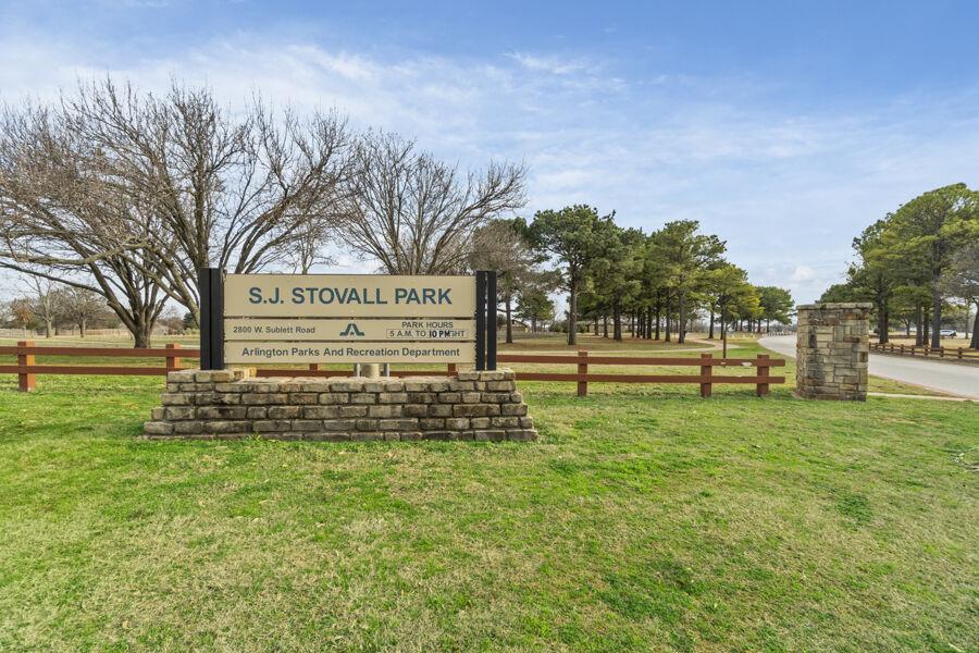 S.J. Stovall Park