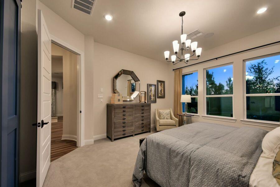 Bridgeland Owner's Bedroom