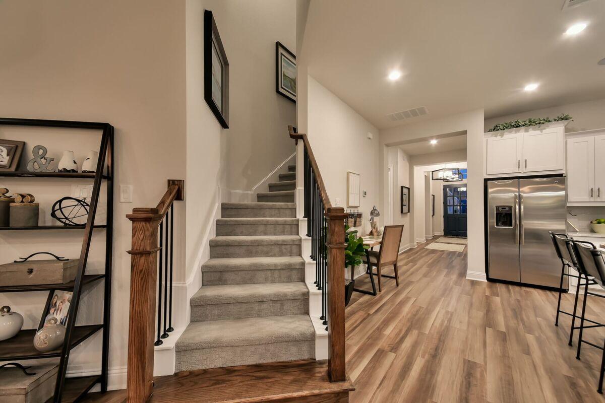 Bridgeland Stairway
