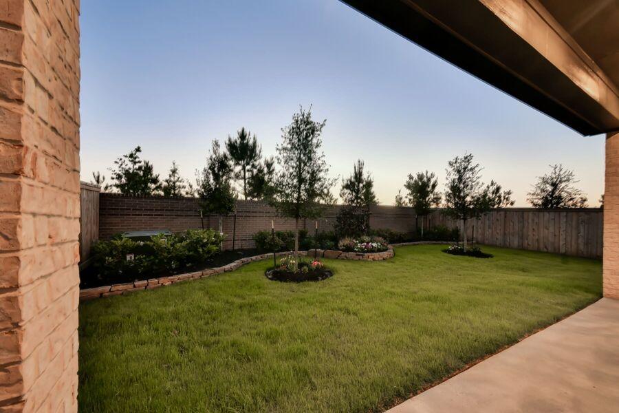 Bridgeland Backyard